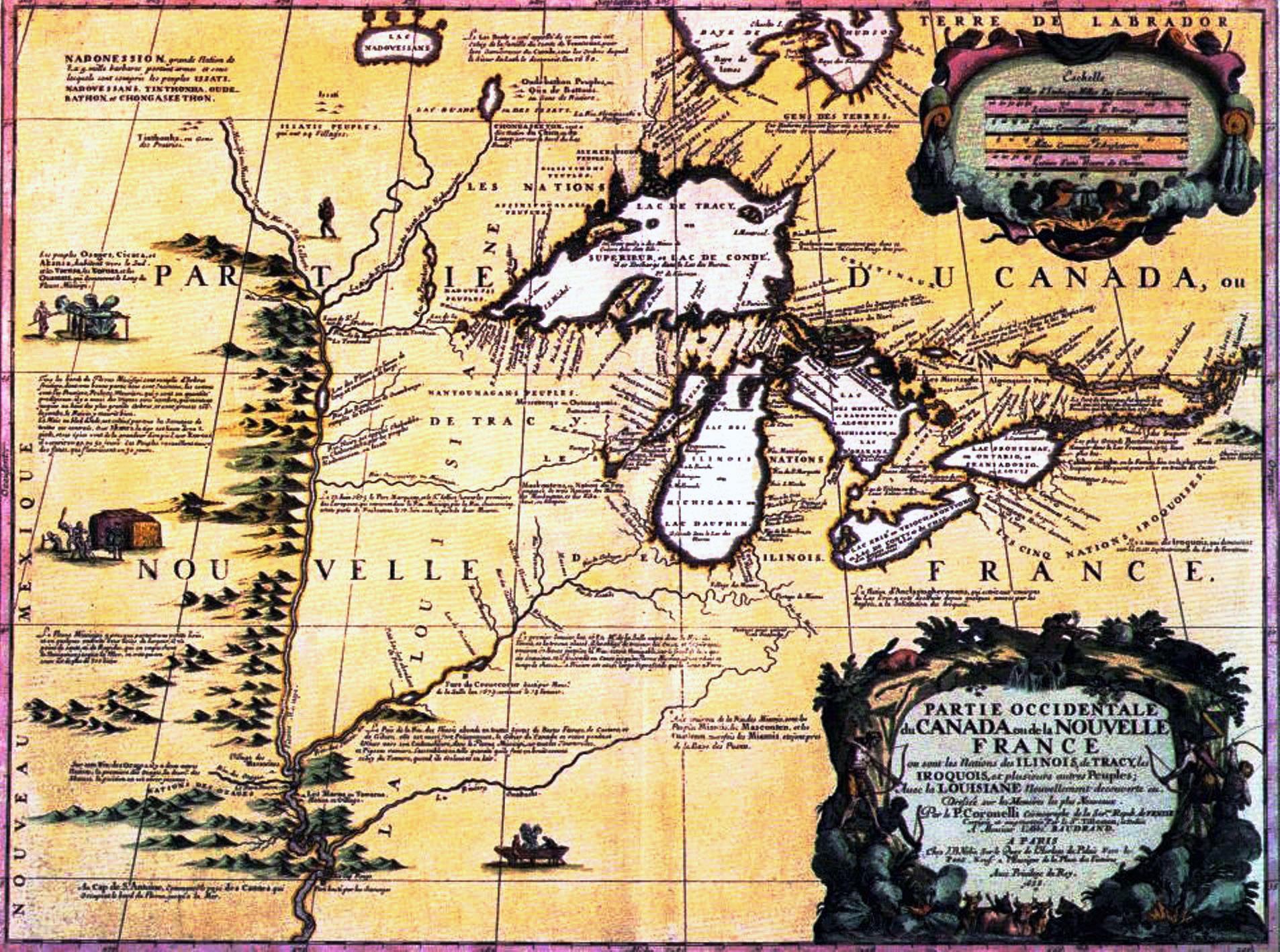 Vincenzo_Coronelli_Partie_occidentale_du_Canada_1688