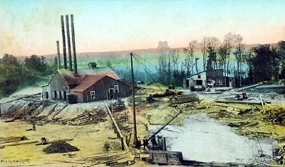 Kennedy-Mine